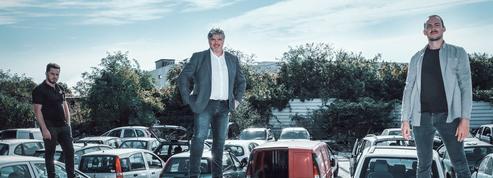 «Team David»: David Douillet recherche occasion sur Automoto la Chaîne