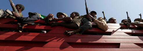 La guerre à huis clos s'intensifie dans le nord de l'Éthiopie