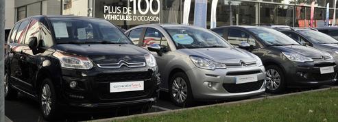 Les ventes de voitures d'occasion s'envolent