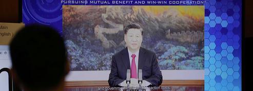 Xi Jinping se pose en champion du libre-échange au sommet Asie-Pacifique