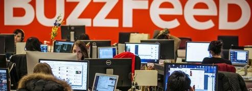 BuzzFeed s'empare de son rival HuffPost