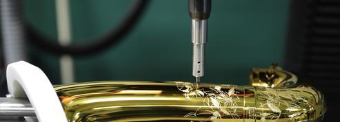 Dans l'usine Selmer, la rolls du saxophone