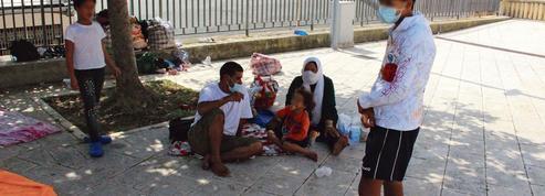 L'Italie, route des Tunisiens vers la France