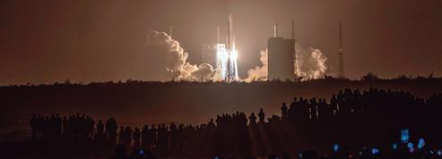 La Chine veut décrocher un bout de la Lune