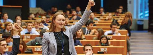 À Bruxelles, des étudiants dans la peau de parlementaires européens