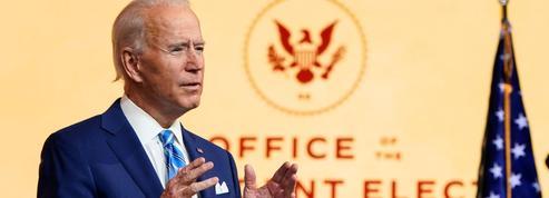 États-Unis: Joe Biden mise sur l'establishment démocrate pour réhabiliter les institutions