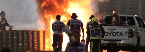 Comment le Halo, protection décriée à ses débuts, a sauvé la vie de Romain Grosjean