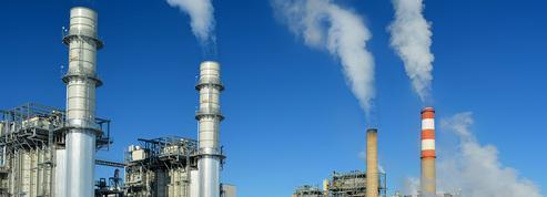 Les émissions de CO2 au plus bas depuis trente ans en Europe
