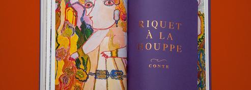 Les contes de Perrault illustrés par l'art brut: le mariage du brut et du merveilleux