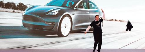 2020, l'année de tous les records pour Tesla, vedette de Wall Street