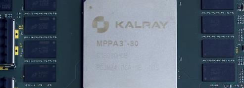 Kalray se rêve en géant mondial des processeurs