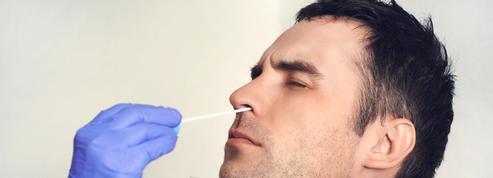 Le test antigénique de la Covid-19
