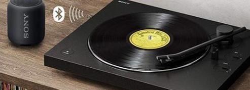 Essai : de la platine vinyleSony PS-LX310BT