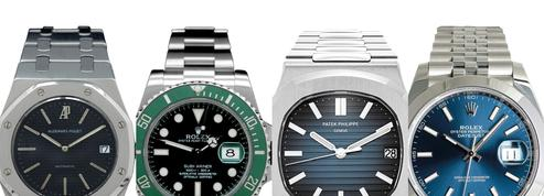 Le Top 5 des montres de luxe qui ne connaissent pas la crise