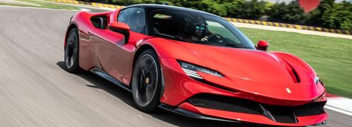 Le top 5 des voitures de sport de 2020