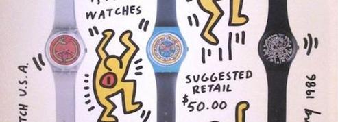 Pourquoi la Swatch Keith Haring de 1986 est-elle historique?