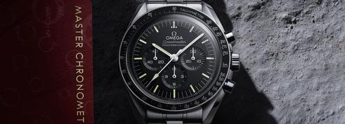 Tout ce qu'il faut savoir sur la nouvelle Moonwatch d'Omega