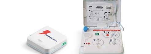 Essai : le defibrillateur connecteLifeaz Clark