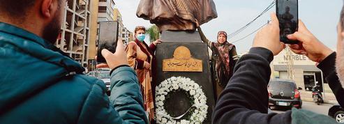 À Beyrouth, l'inauguration d'une statuede Qassem Soleimani divise les habitants