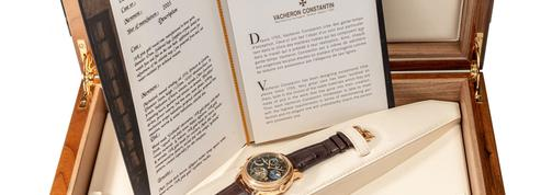 La montre-bracelet la plus compliquée au monde passe aux enchères