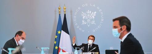 Macron veut sortir du bourbier du Covid