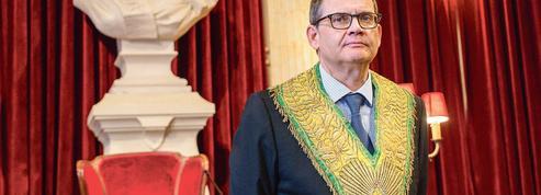 Jean-Philippe Hubsch: «Les francs-maçons tirent des conclusions positives de cette épreuve»