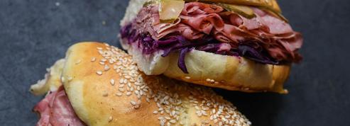 Burger, croque-monsieur, breadmaki, bagel: nos pains quotidiens