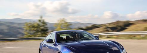 Maserati Ghibli Hybrid, la preuve par quatre