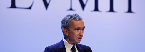 Louis Vuitton et Dior tirent la reprise de LVMH