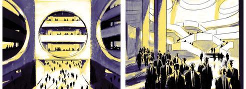 Le 1984 d'Orwell magnifié par Xavier Coste