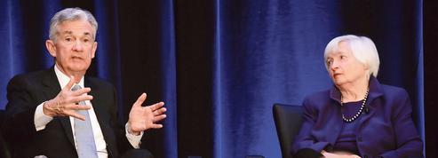 Au sein de la nouvelle administration Biden, Janet Yellen peut s'appuyer sur la Fed