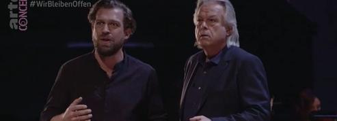 Christoph et Julian Prégardien, ténors de père en fils