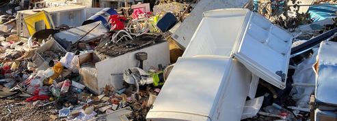 À Marseille, l'impossible expulsion de dizaines de squatteurs