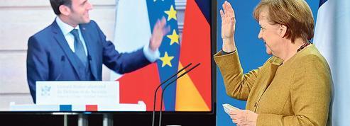 La France et l'Allemagne en quête d'unité face au retour du partenaire américain