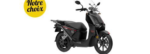 Essai : le scooter électrique Super Soco CPX