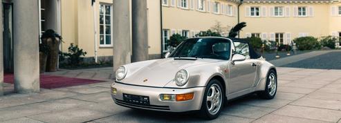 La Porsche 911 de Maradona en vente