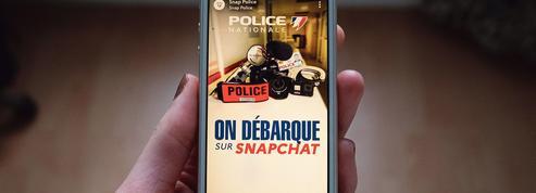 La police met ses métiers et son action en scène sur les nouveaux réseaux sociaux