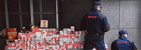 La contrefaçon de cigarettes explose