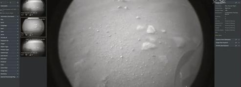 La Nasa réussit un atterrissage à haut risque sur Mars