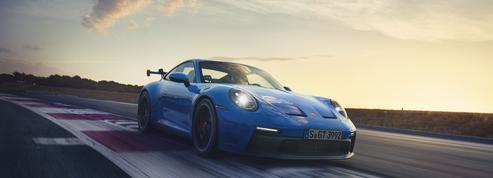 Porsche 911 GT3, une enfant de la course