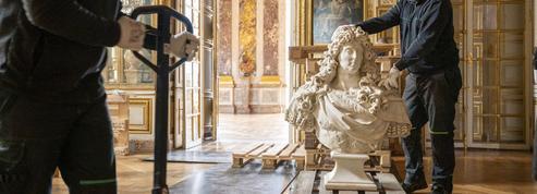 Au temps du Covid-19, le château de Versailles se refait une beauté