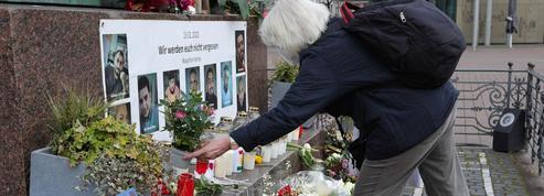La colère reste vive en Allemagne un an après la tuerie de Hanau