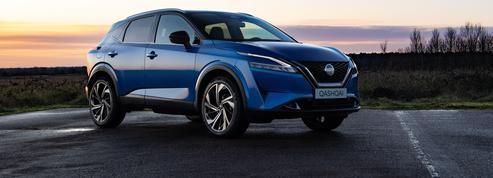 Nissan Qashqai, pour revenir au premier plan