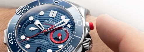 Un chronographe Omega inédit pour l'America's Cup 2021
