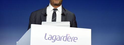 Lagardère: des pertes et des interrogations sur son avenir