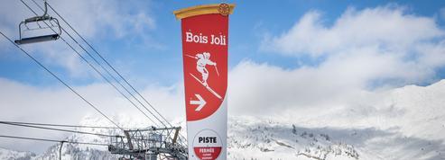 Saison blanche au Grand-Bornand, la vie d'une station de ski pendant le Covid