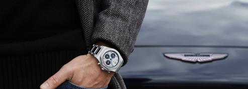 Ferrari, Porsche, Aston Martin… Mercato horloger pour le luxe automobile