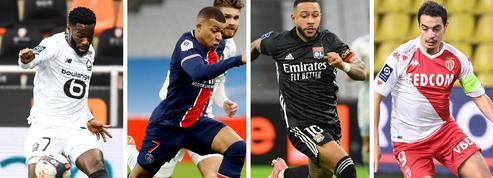 Lille, PSG, Lyon, Monaco: à qui le Graal en Ligue 1?