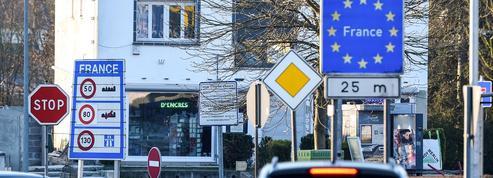 Covid-19: coup de froid entre Paris et Berlin après le rétablissement de contrôles frontaliers