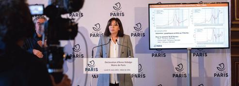 Comment la mairie de Paris s'est emmêlée autour du reconfinement